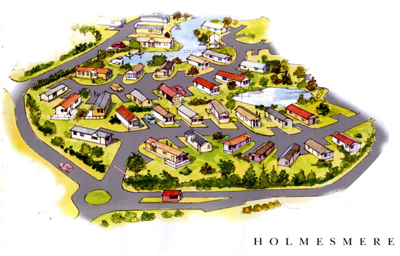 Holmesmere Exlusive Holiday Home Park