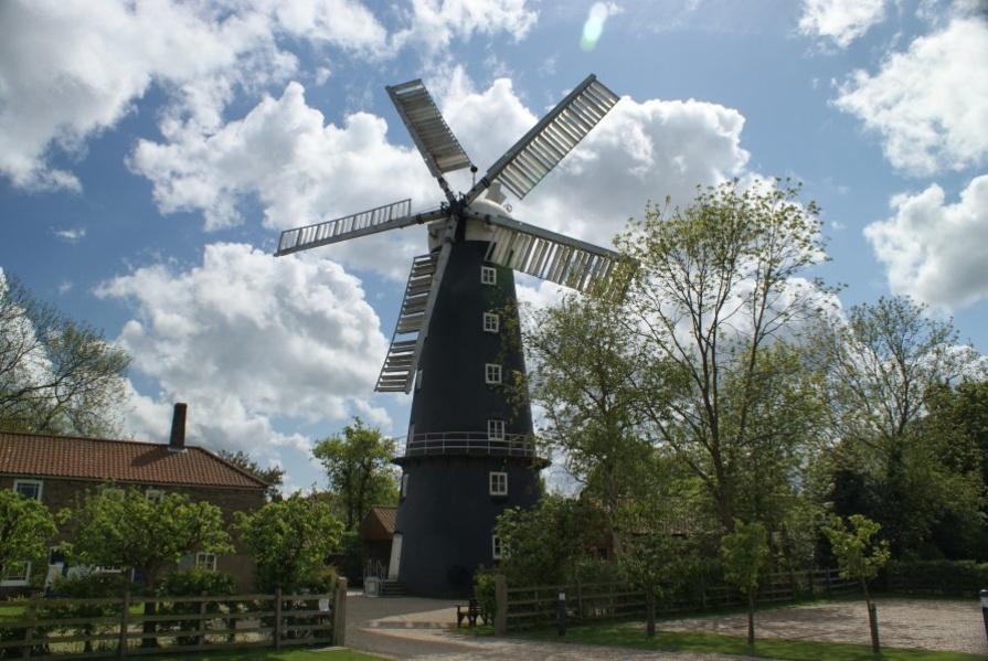 5 Sailed Windmill